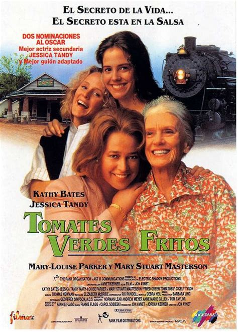 Fried Green Tomatoes Movie Poster (#2 of 2) - IMP Awards