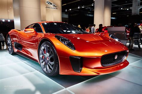 The Jaguar C-X75 Is Amazing In the Flesh - Photo Gallery