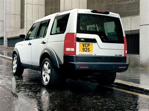 Automotive Database: Land Rover Discovery 3/LR3