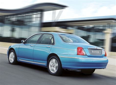 Rover 75 Saloon Review (1999 - 2004) | Parkers