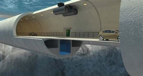 Norway Considers Floating Tunnels to Cross Fjords   News