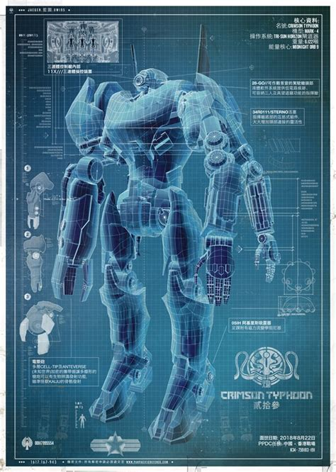 Pacific Rim: Giant Robots vs Giant Monsters in July 2013