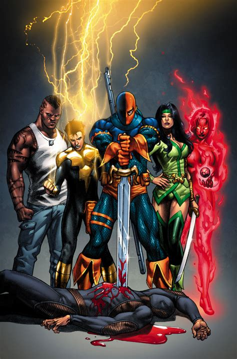 Titans Villains for Hire | DC Database | FANDOM powered by