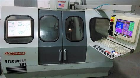 Bridgeport Discovery 308 for Sale
