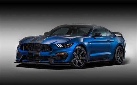Ford Mustang Shelby GT350R Wallpaper | HD Car Wallpapers