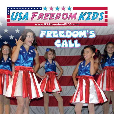 USA Freedom Kids – Freedom's Call (The Official Donald