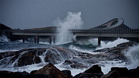 The Curving Atlantic Ocean Road – Norway – World for Travel