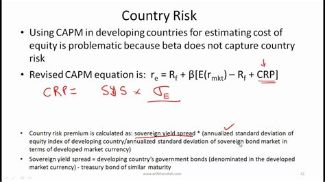 CFA Level I Cost of Capital Lecture - Part 3 - by Mr