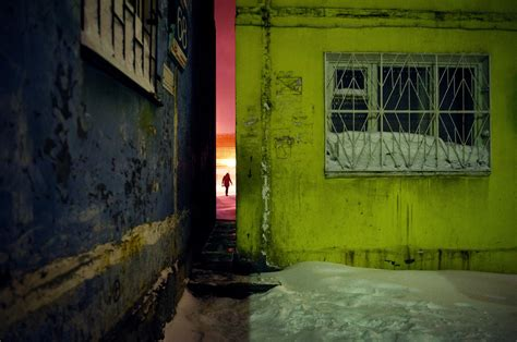 Pictures of Norilsk, Russia, One of the Coldest and