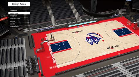 LOOK: New court design concepts for every NBA franchise
