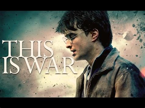 Harry Potter - This Is War (Full Song) - YouTube