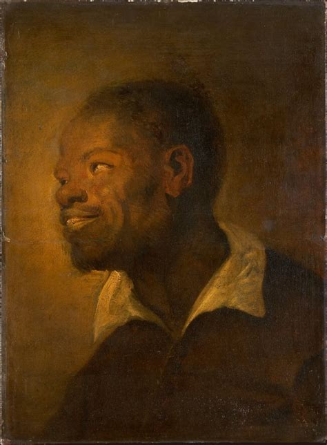 Head of a Black African - Digital Collection