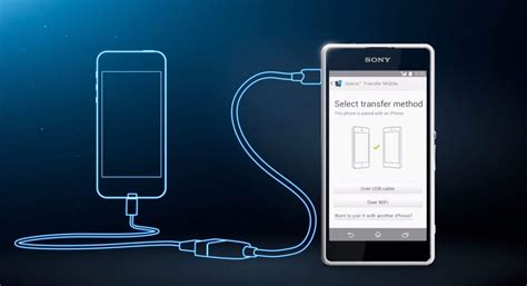 Cult of Android - Xperia Transfer Mobile Makes It Easy To