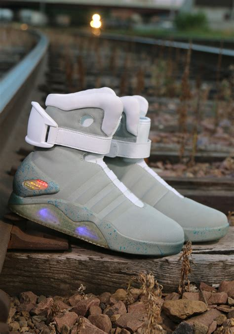 I'm Tempted: $99 Back To The Future II Replica Shoes