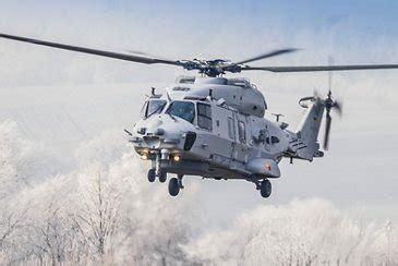 NH90 (TTH and NFH)
