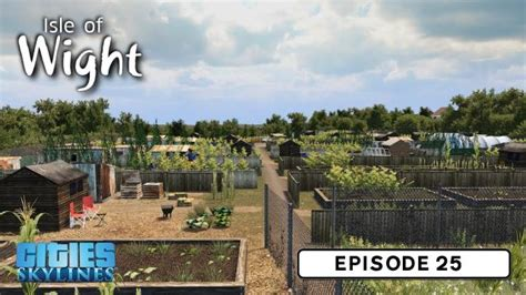 Small Park - Cities: Skylines: Isle of Wight - 20