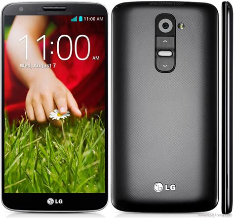 LG G2 pictures, official photos