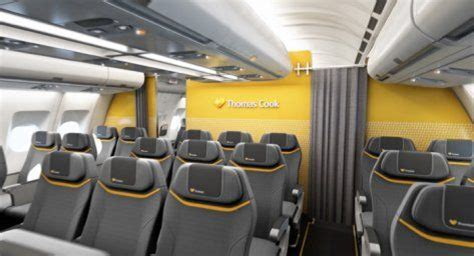 TC Premium, Thomas Cook Airlines, A330-200 (Two-class