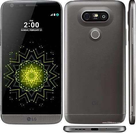 LG G5 pictures, official photos
