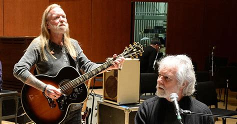 Allman Brothers' Chuck Leavell Pens Tribute to Gregg
