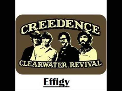 Creedence Clearwater Revival - Effigy - tekst i