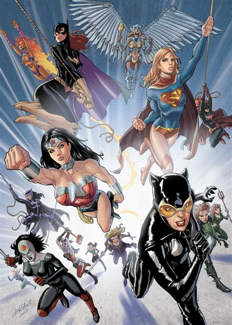 DC Comics The Women of Legend Trading Cards | Cryptozoic