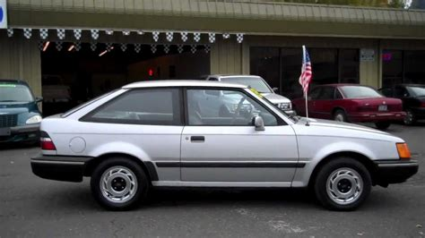 1989 FORD ESCORT SOLD!!! - YouTube
