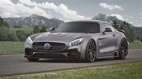 2016 Mercedes-AMG GT S By Mansory   Top Speed