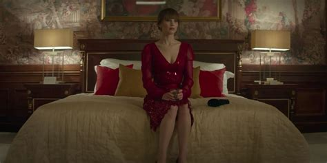Red Sparrow trailer shows off Jennifer Lawrence's Russian spy