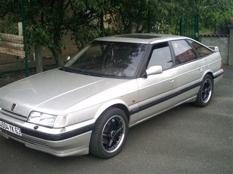View of Rover Vitesse 827