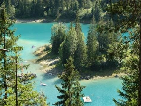 Caumasee (Flims) - All You Need to Know Before You Go