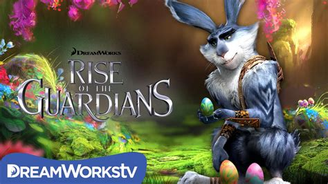 Rise of the Guardians - Meet Bunnymund - YouTube
