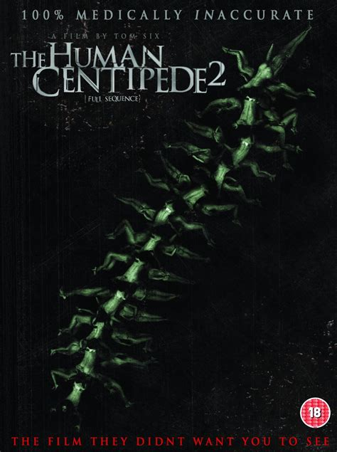 The Human Centipede 2 (Full Sequence) (UK-import)