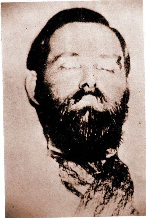 Jesse James at His Death