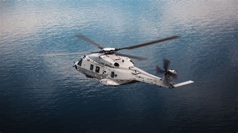 Airbus Helicopters delivers first NH90 Sea Lion | APDR