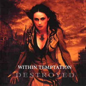 Within Temptation - Destroyed (2008, CD)   Discogs