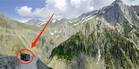 Most dangerous roads in the world - Business Insider