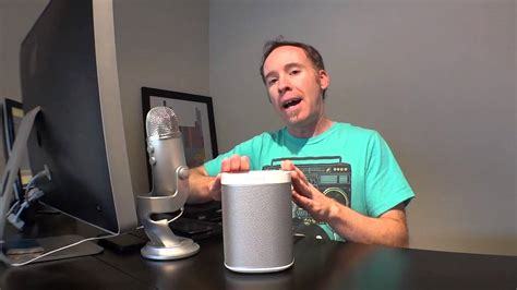 Sonos Play 1 set up and initial review - YouTube