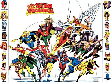 All-Star Squadron (New Earth) | DC Universe German Wiki