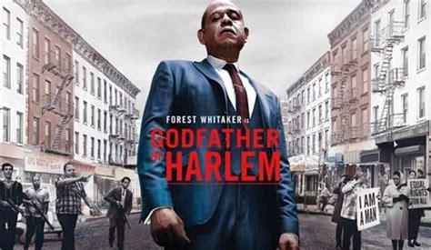 How gangster drama 'Godfather of Harlem' could be next