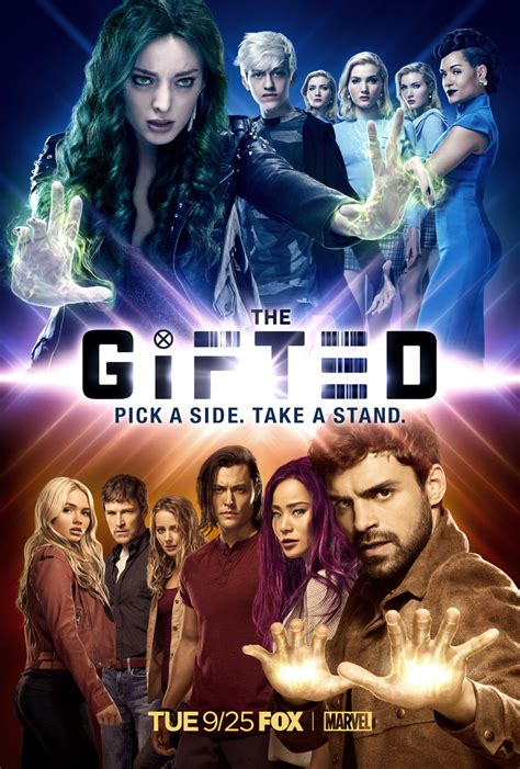 The Gifted (TV series) | Marvel Database | FANDOM powered