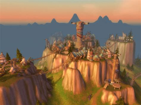 Thunder Bluff - WoWWiki - Your guide to the World of Warcraft