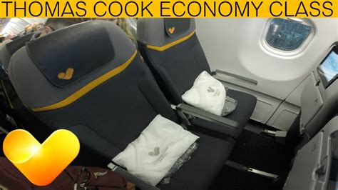 TRIP REPORT Thomas Cook ECONOMY CLASS A330 - YouTube
