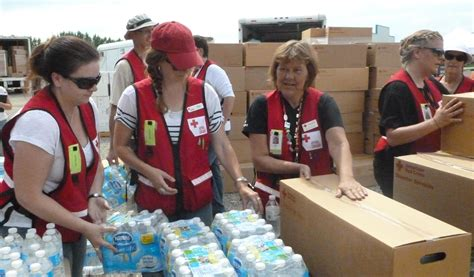 First steps to recovery in High River - Canadian Red Cross