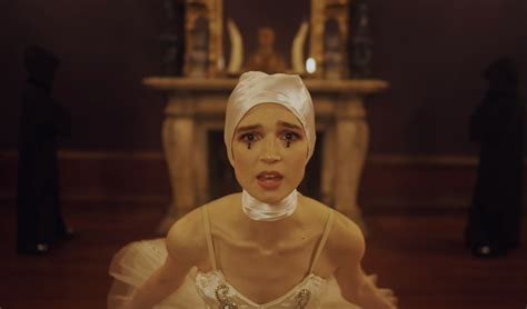 Poppy infiltrates pop-hardcore with FEVER 333 in 'Scary Mask'