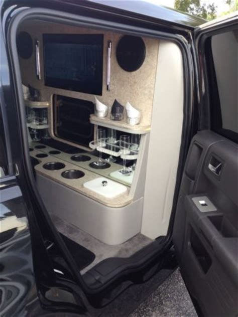 Sell used FORD FLEX CUSTOM LIMOUSINE, BRAND NEW CONVERSION