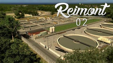 Cities Skylines: Reimont   Episode 04 - Railyard & Nuclear