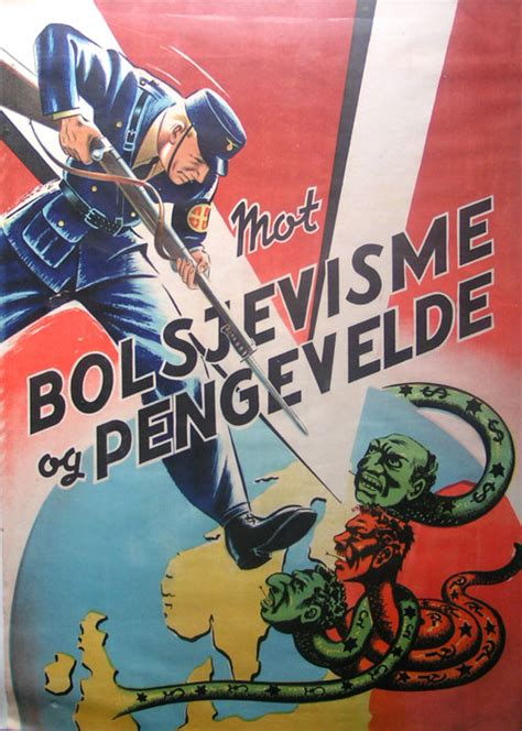 Waffen-SS Recruiting Posters: Norway | Knights and Steel