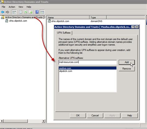 Add  domain to Active Directory - @Poremsky