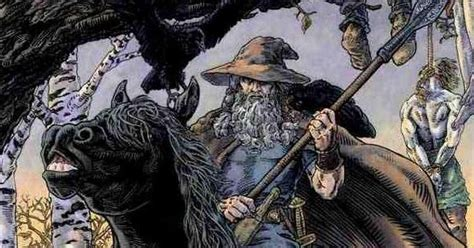 Nordic Wiccan: Odin